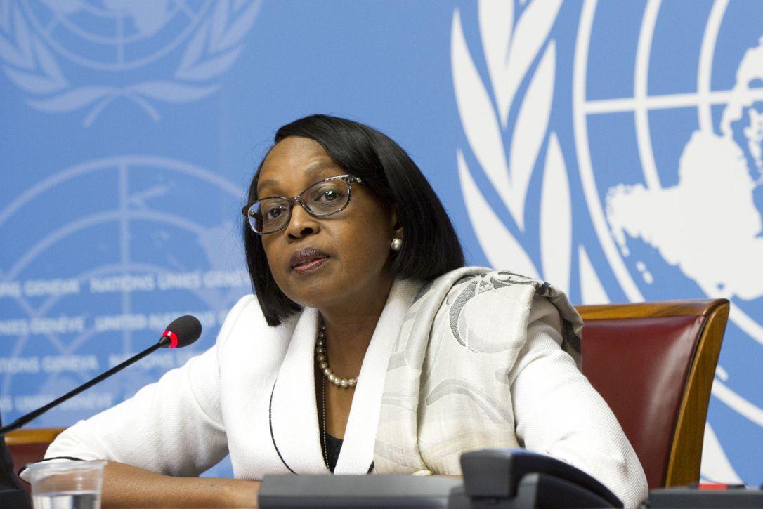 Matshidiso Moeti, directrice Afrique de l'Oms : «En Afrique, l'évolution de  la pandémie est très rapide et très préoccupante» - Lequotidien - Journal  d'information Générale